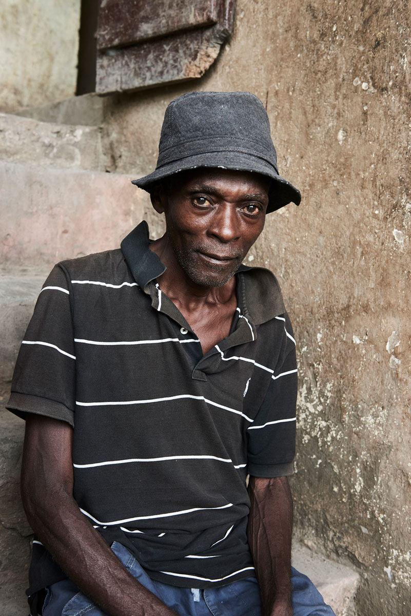 Matt Hoover Photography Kansas City Missouri Haitian Man