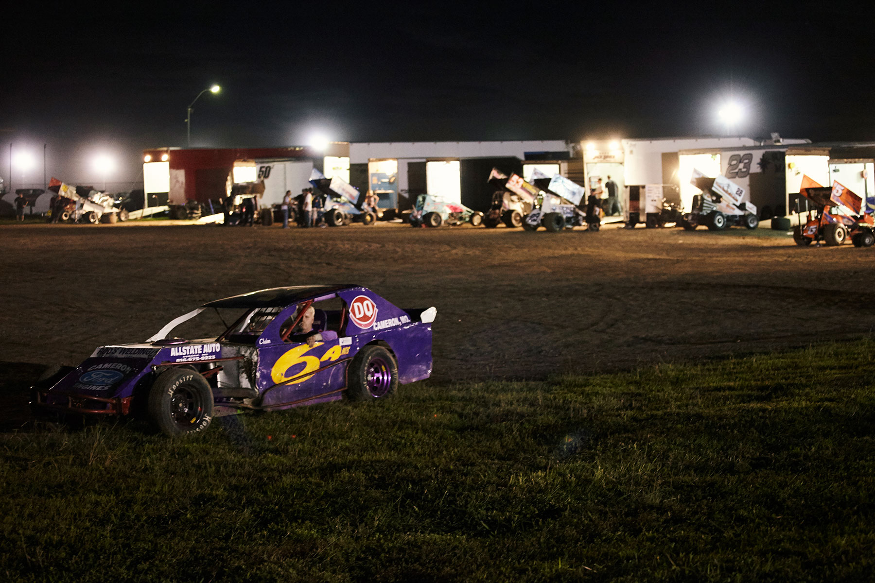 Matt Hoover Photography Drag Racing Dirt Track