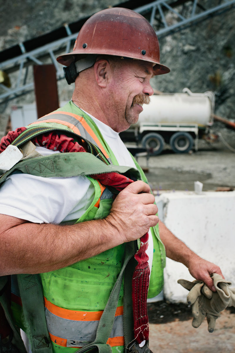 Matt Hoover Photography Kansas City Missouri Construction Worker